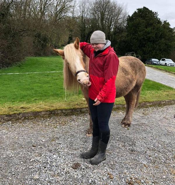 equine therapist cork